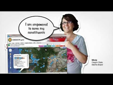 "Awards Video 9 -- Oregon: Data.Oregon.Gov, ""The First Citizen Social Interactive State Data Portal"""