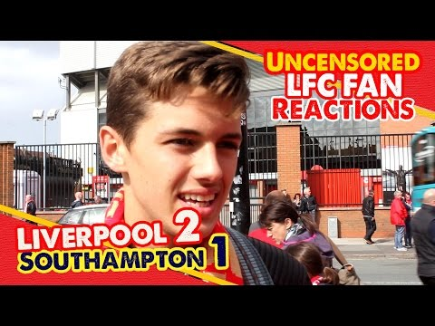 'Lucas didn't do anything wrong' | Liverpool 2 - 1 Southampton | LFC Fan Reactions