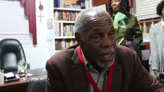 Danny Glover *** NEW INTERVIEW ***