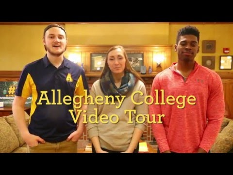 Allegheny College Video Tour