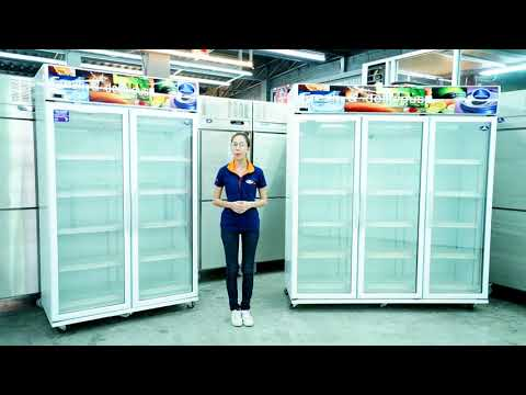 รีวิว ตู้แช่เย็น รุ่น SPM ของ Sanden Intercool