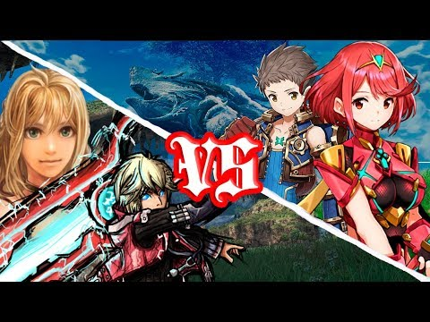 Xenoblade Chronicles 2 VS Xenoblade Chronicles - REVIEW/COMPARISON