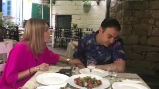 Гарик Мартиросян спорит с женой и Генрихом Мхитаряном о кубке Лиги Европы
