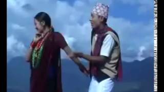 Superhit Old Gurung Song - Tela Tiya || Aaguwai Hulari Movie|| Khus Bahadur Gurung |