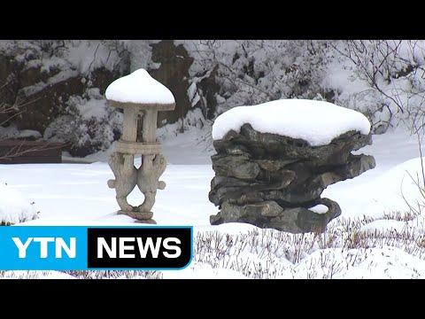 [영상] 평창을 안아준 포근한 함박눈 / YTN
