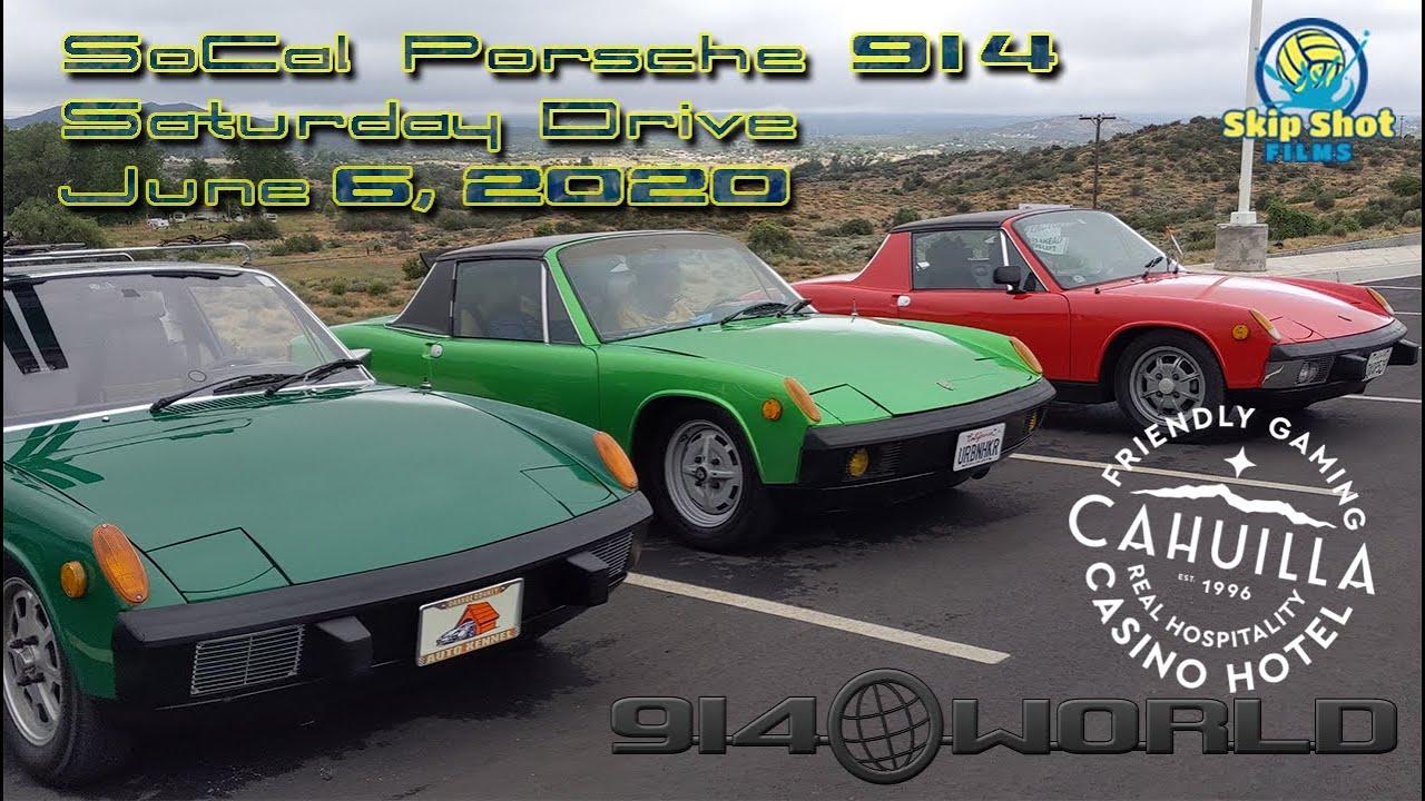 914 World Socal Porsche 914 Rally June 6 2020 Youtube