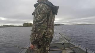 Рыбалка в Карелии, часть 3. Беломорканал, Выгозеро.