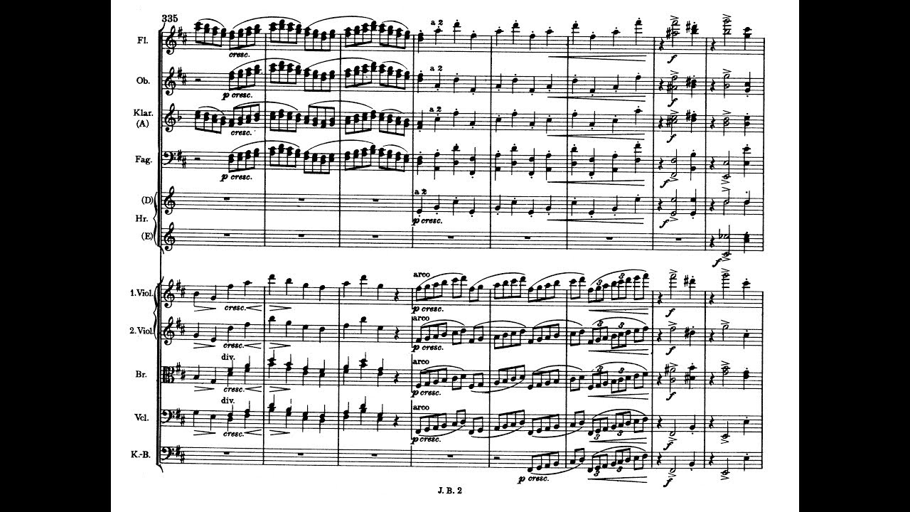 brahms symphony no 1 analysis