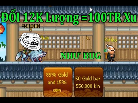 tai game ninja school online hack xu luong - ►Ninja School Online | TIếp Tục BUG Đổi 12K Lượng Ra 100TR Xu Svw ...Quá Đã