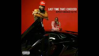 Nipsey Hussle Feat. YG - Last Time That I Checc'd Type Beat