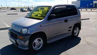 ХОНДА Z. 4WD.Редкая,шустрая и проходимая малолитражка!!! Поездка за автомобилем по заказу клиента!!