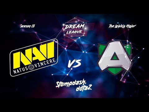 🔴NAVI VS ALLIANCE   BO3   DREAMLEAGUE MAJOR   PLAY-OFF   GAME 2 LIVE!