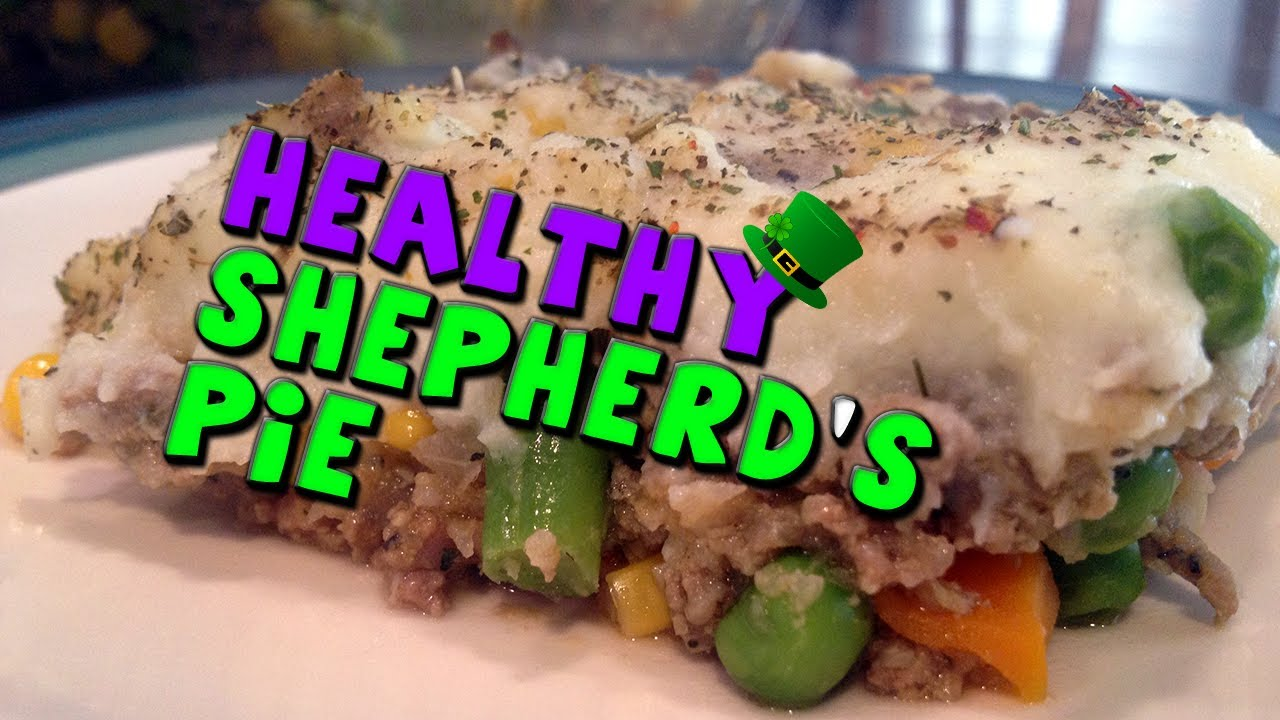 Healthy Shepherd S Pie Recipe High Protein