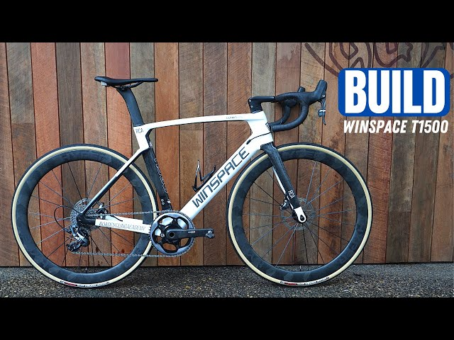 Dream Chinese Carbon Bike Build (Winspace T1500)