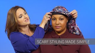Style How-To's: Scarf Styling Made Simple