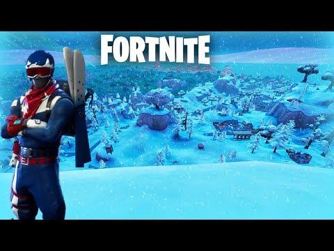 "Fortnite ""Christmas""  Update Countdown + Gameplay!  (Fortnite New Update) thumbnail"