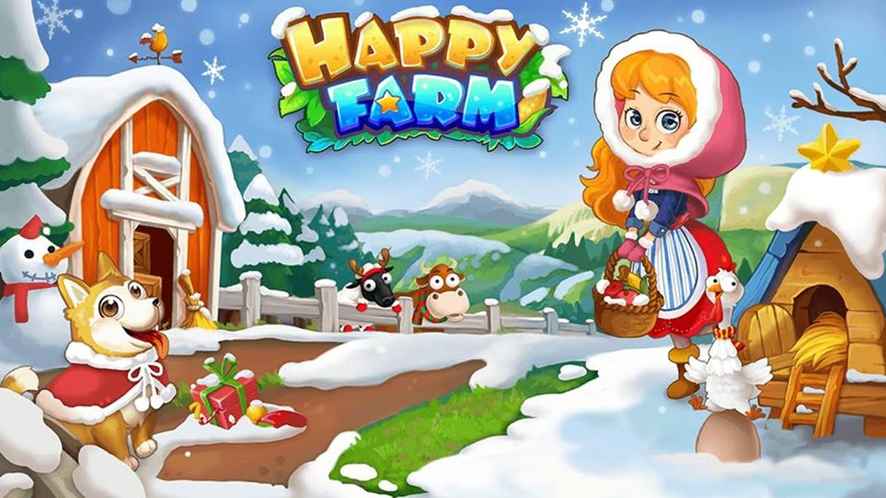 Game Happy Farm