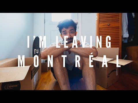 I'm Leaving Montreal