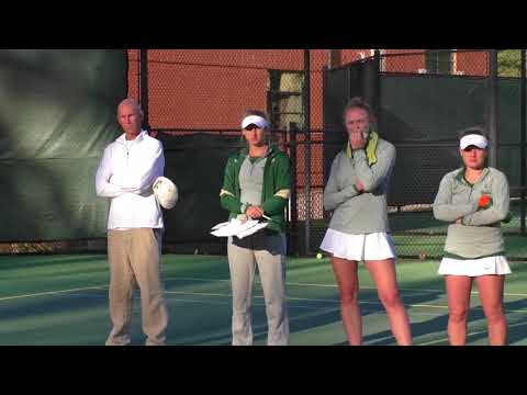2017-18 William & Mary Women's Tennis  - Tribe Invitational Preview