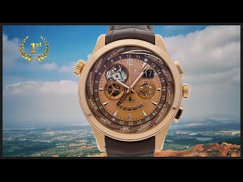 Обзор мужских часов Zenith El Primero Class Traveller Open Multicity 18.0520.4037/71.C491 !