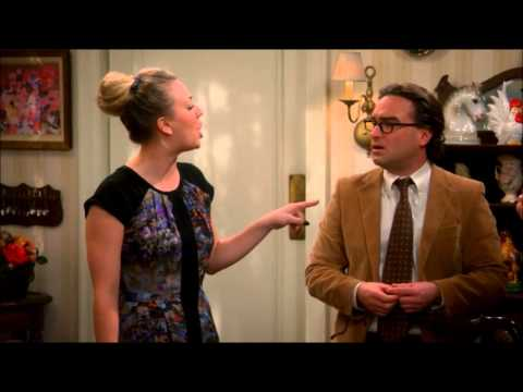 Penny finally annuls her marriage (TBBT: 7X09 The Thanksgivi