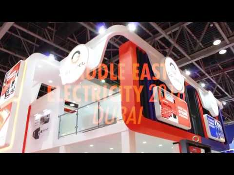Middle East Electricity 2018 - Grupel