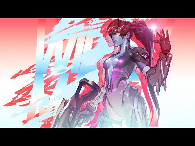 Overwatch #01 Widowmaker