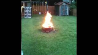 Now that's a fire...