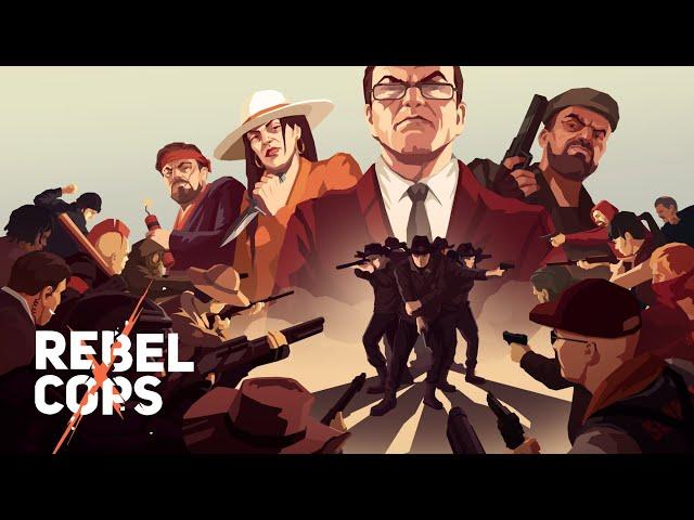 Rebel Cops - Release Teaser
