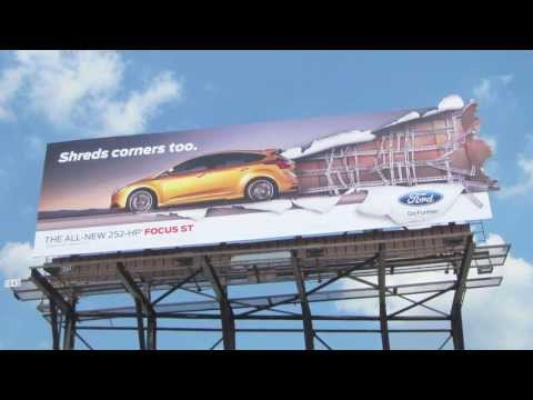 Billboards and Out of Home Advertising