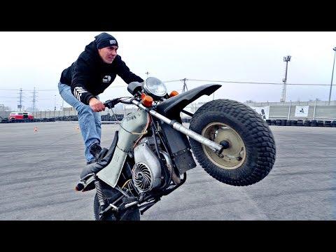 Мотоцикл СССР Тула | На Что Способен?
