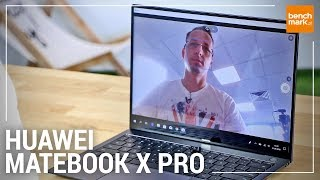 Huawei Matebook X Pro - pierwsze wrażenia