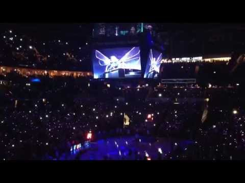 2014 - 2015 Charlotte Hornets introduction