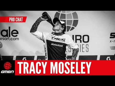 How Is Tracy Moseley So Fast? | GMBN Exclusive Interview