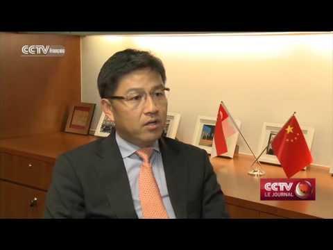 Singapour et son centre RMB stimule les échanges et l'investissement