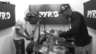 MC DT & Twista DJ In The Mix - Sidewinder - PyroRadio - (01/05/2017)