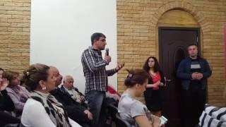 28.04.2017 Ախալցխա հանդիպում նախագահի հետ
