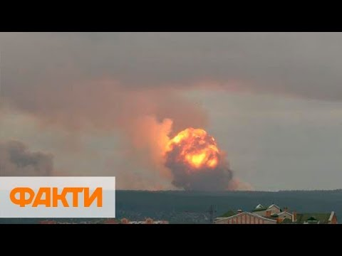 Россия признала - под Северодвинском взорвался ядерный реактор