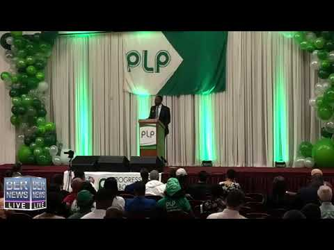 Premier Burt At PLP Delegates Conference, Oct 28 2019