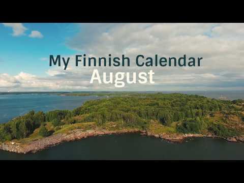 """August"" by Iiro Rantala / album: ""My Finnish Calendar"" Mp3"