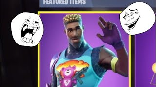 New skin looks a bit gay no homo(Fortnite duos)