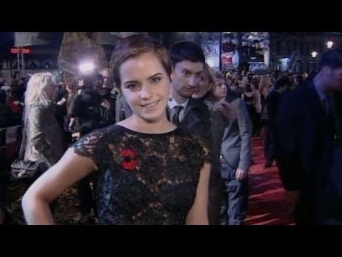 'Fifty Shades of Grey' Movie: Emma Watson Casting Rumors