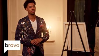 Southern Charm New Orleans: Jon Moody Surprises the Guys with Nude Models (Episode 2) | Bravo