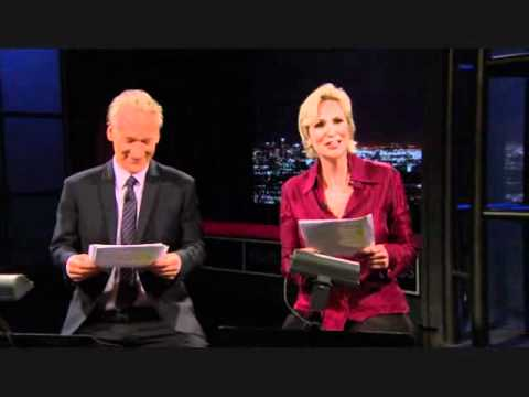 Bill Maher: The Weinerlogues with Jane Lynch