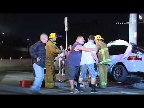 Figueroa Fatal Crash / Highland Park  7.25.19