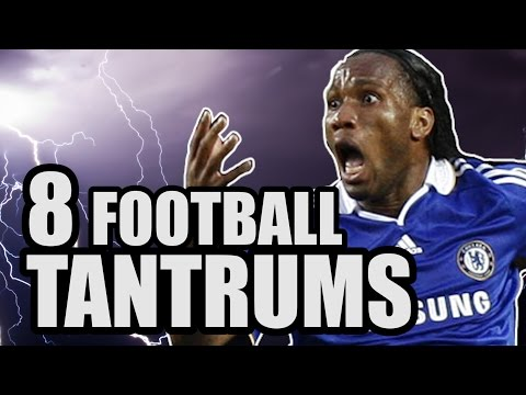 8 Football TANTRUMS