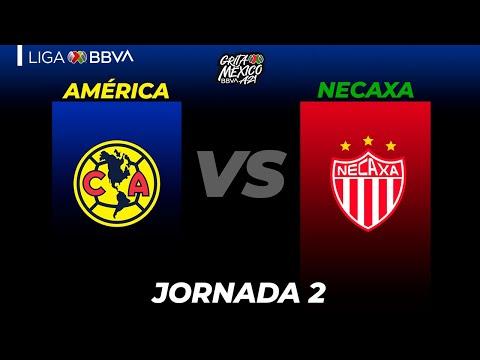 Club America Necaxa Goals And Highlights