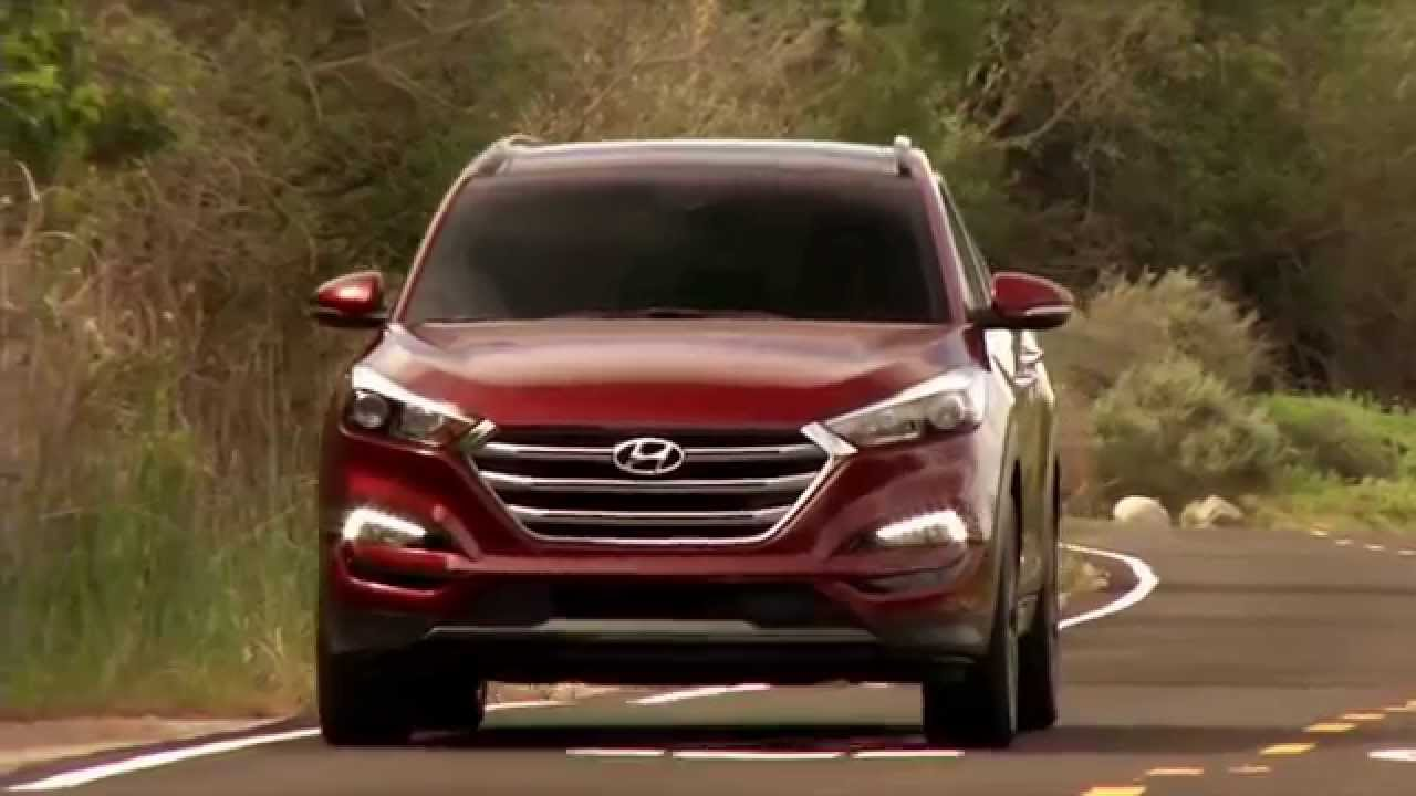 2016 Hyundai Tucson Review Automototv Youtube