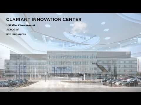 Clariant's Home Care global research and development laboratories