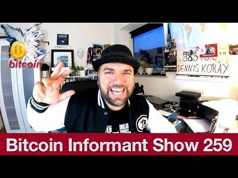 #259 Bitcoin - Stütze des Systems? Ebay Bitcoin Integration & Venezuela Bitcoin Mining Crackdown